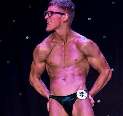 Body Building with Cerebral Palsy inspiration