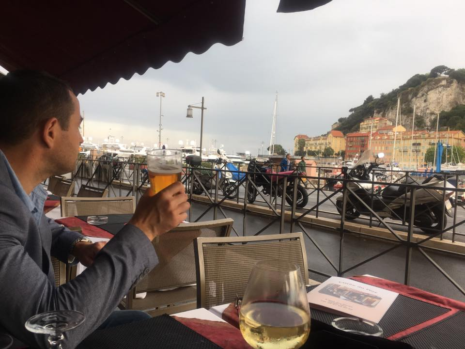 Nice French Riviera City break